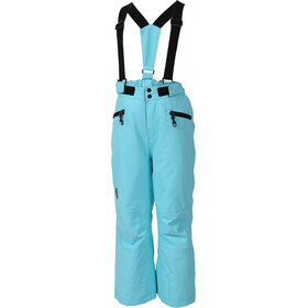 Color Kids Sanglo Padded Ski Pants Kinder blue fish